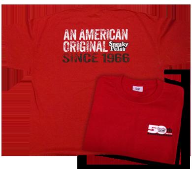 Sneaky Pete's T-shirt