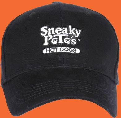 Sneaky Pete's Baseball Hat
